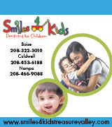Smiles 4 Kids Dentistry