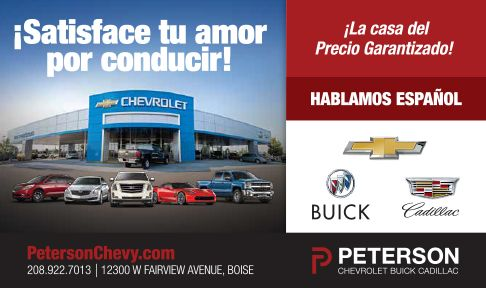 Peterson Chevrolet Buick Cadillac - See inventory here