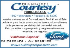 Phil Meador Courtesy Ford, Lincoln
