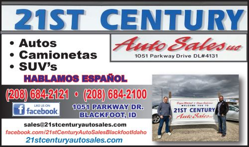21st Century Auto Sales - Click Here for Inventory