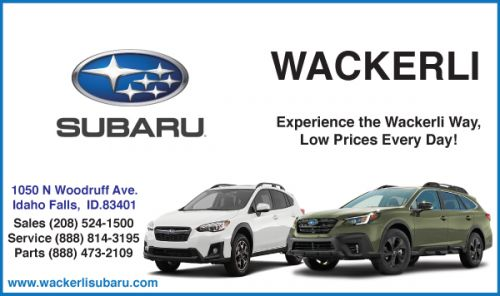 Wackerli Subaru - Click here for Inventory