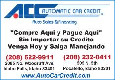 Automatic Car Credit