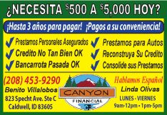 Canyon Financial