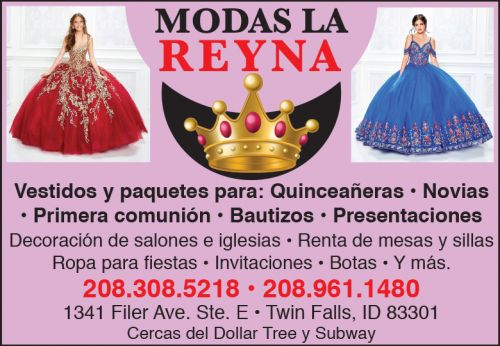 Modas La Reyna