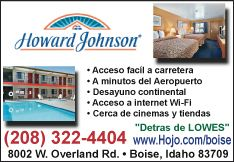 Howard Johnson Motel - Boise