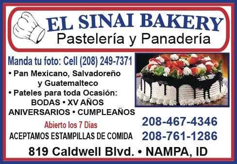 El Sinai Bakery