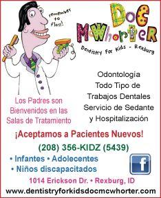 Dentistry For Kids - Rexburg