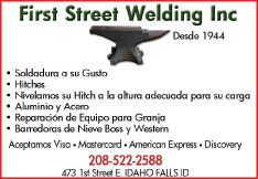 First Street Welding, Inc