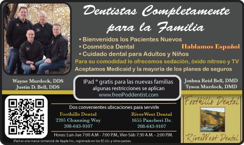 Foothills Dental / River West Dental