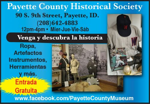 Payette County Historical Society