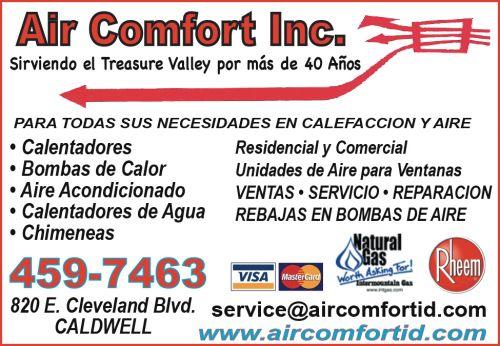 Air Comfort Inc.