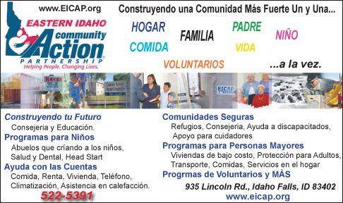 EICAP / Easten Idaho Community Action Partnership