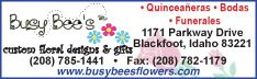 Busy Bee's Custom Floral Design & Gifts