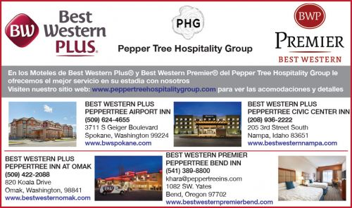 Best Westetrn - Pepper Tree Hospitality Group