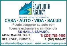 The Sawtooth Agency - Insurance