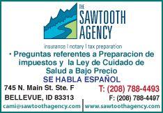The Sawtooth Agency - Tax Preparation