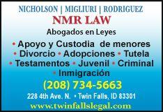 NMR LAW Nicholson, Migliuri, Rodriguez