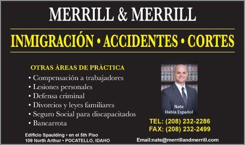 Merrill & Merrill