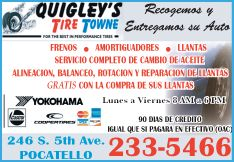 Quigley's Tire Towne