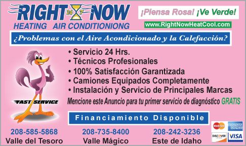 Right Now Heat & Air Conditioning