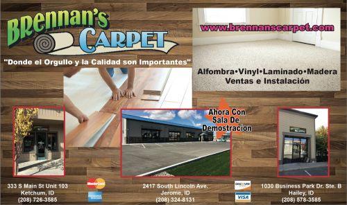 Brennan's Carpet