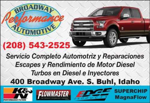Broadway Performance Automotive
