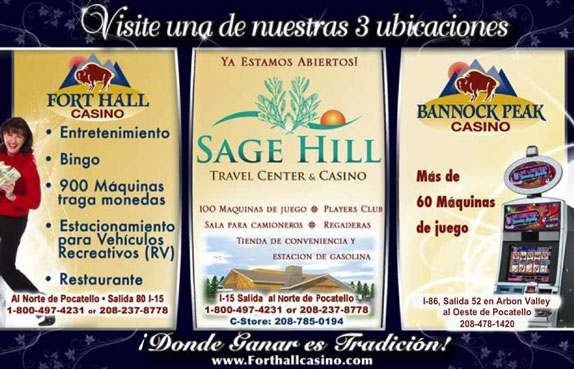 Fort Hall Casino