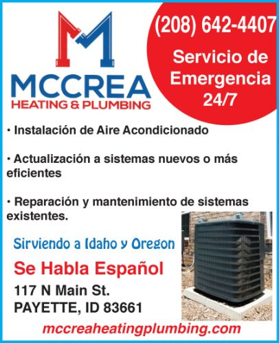 McCrea Heating and Plumbing