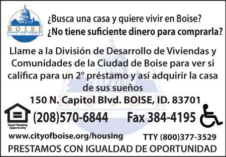 City of Boise - Housing & Development