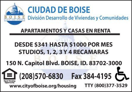 Ciudad de Boise