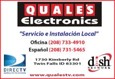 Quale's Electronics