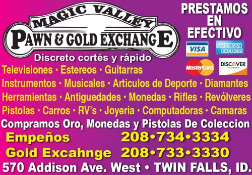 Magic Valley Pawn and Gold Exchange
