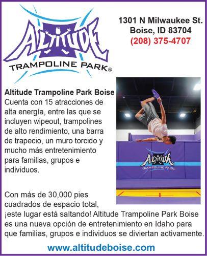 Altitude Trampoline