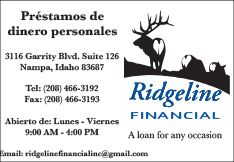 Ridgeline Financial
