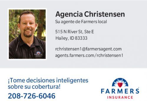 Farmers Insurance - Christensen Agency