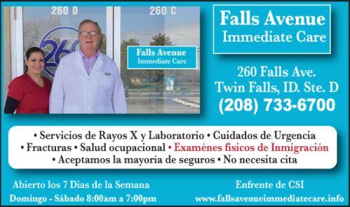 Falls Avenue Immediate Care