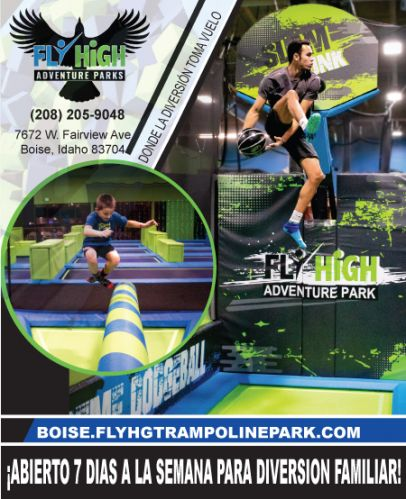 Fly High Boise Trampoline Park