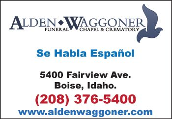 Alden Waggoner - Funeral Chapel and Crematory