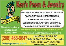 Ken's Pawn