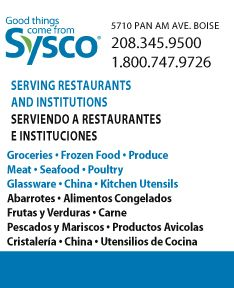 Sysco Idaho, Inc.