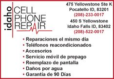 Idaho Cellphone Repair