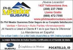 Phil Meador Subaru - Best vehicles in Pocatello ID