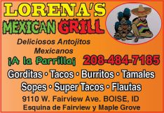 Lorena's Mexican Grill