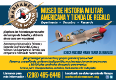 Warhawk Air Museum