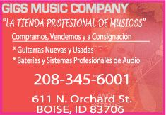 Gigs Music Company