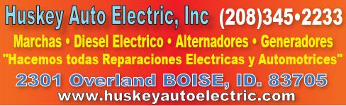 Huskey Auto Electric, Inc.