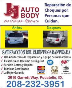 J & J Auto Body Collision Repair