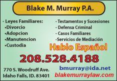 Blake M. Murray P.A.