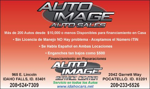 Auto Image Auto Sales - Quality cars and trucks in Idaho Falls and Pocatello Idaho