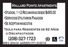 Mallard Pointe Apartments